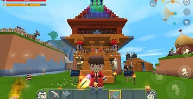 Hướng dẫn lối chơi mini world