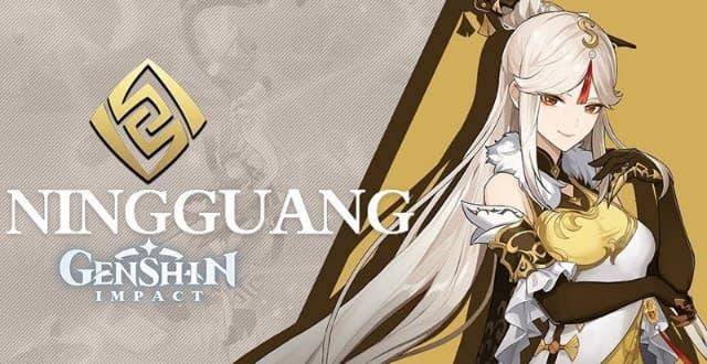 Nhân vật Ningguang