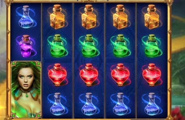 Trò chơi quay hũ đổi thưởng Alchemist Stone tại v9betvn