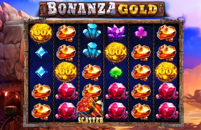 Quay hũ UCW88 Bonaza Gold