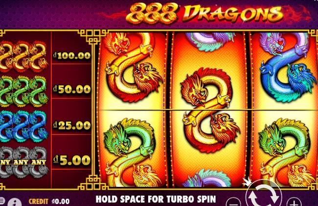 Quay hũ UCW8 888 Dragons