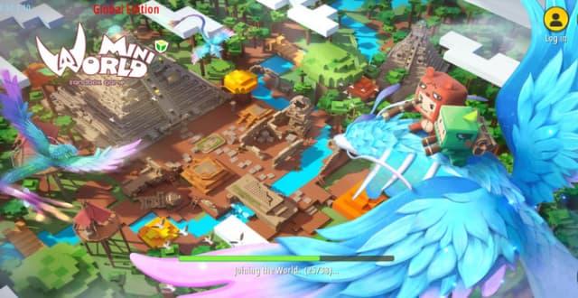 Những ưu điểm nổi bật của mini world game