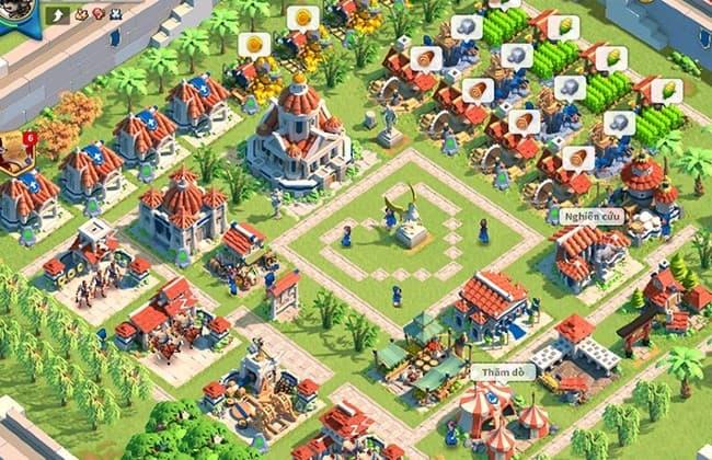 Rise of Kingdoms hack sẽ giúp đế chế của bạn phát triển nhanh hơn