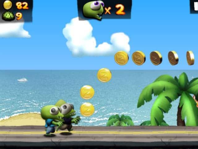 Một số bí quyết để chơi giỏi game zombie tsunami