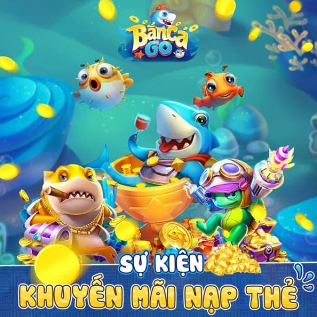 Các chương trình khuyến mãi có tại trò chơi bắn cá Go