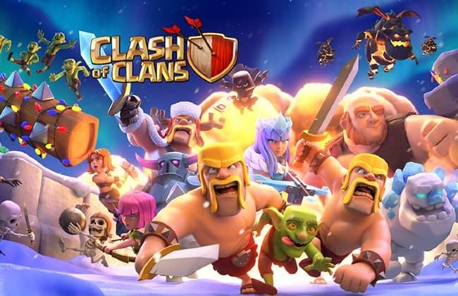 Phiên bản hack Clash of Clans sẽ đem đến cho bạn nhiều điều bất ngờ