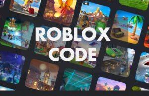 Roblox code