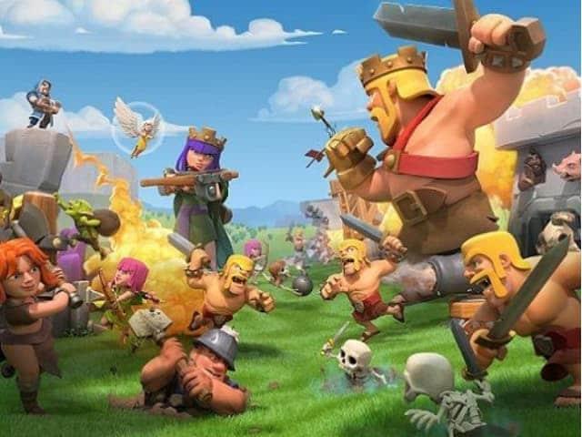 Cốt truyện của trò chơi clash of clans