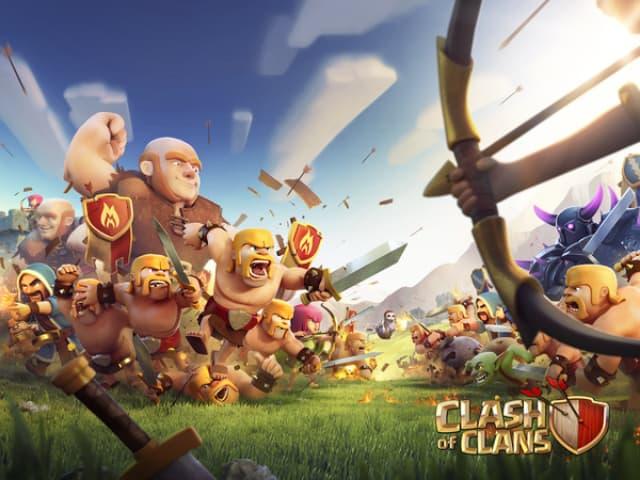 Cốt truyện và lối chơi của trò chơi clash of clans