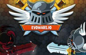 Evowars io là trò chơi chiến đấu kịch tính, hấp dẫn