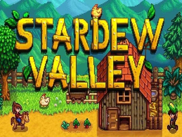 Giới thiệu về trò chơi stardew valley