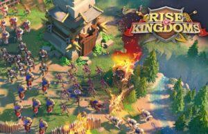 Hack Rise of Kingdoms -cách làm nhanh chóng để nâng cao level người chơi