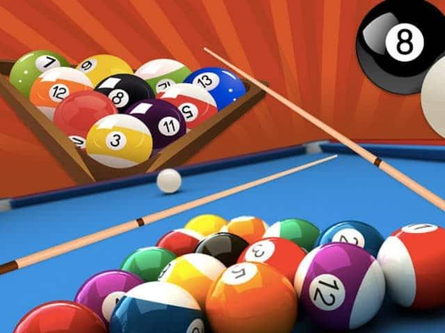 Hướng chơi của 8 ball pool miniclip