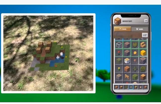 Chơi game Minecraft Earth cùng bạn bè một cách dễ dàng