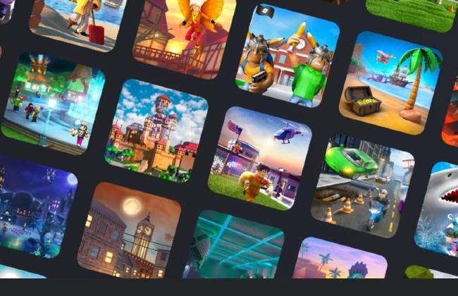Kho trò chơi đa dạng có tại game Roblox