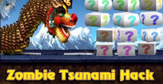Link tải game zombie tsunami hack
