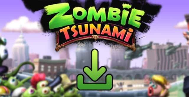 Link tải zombies tsunami