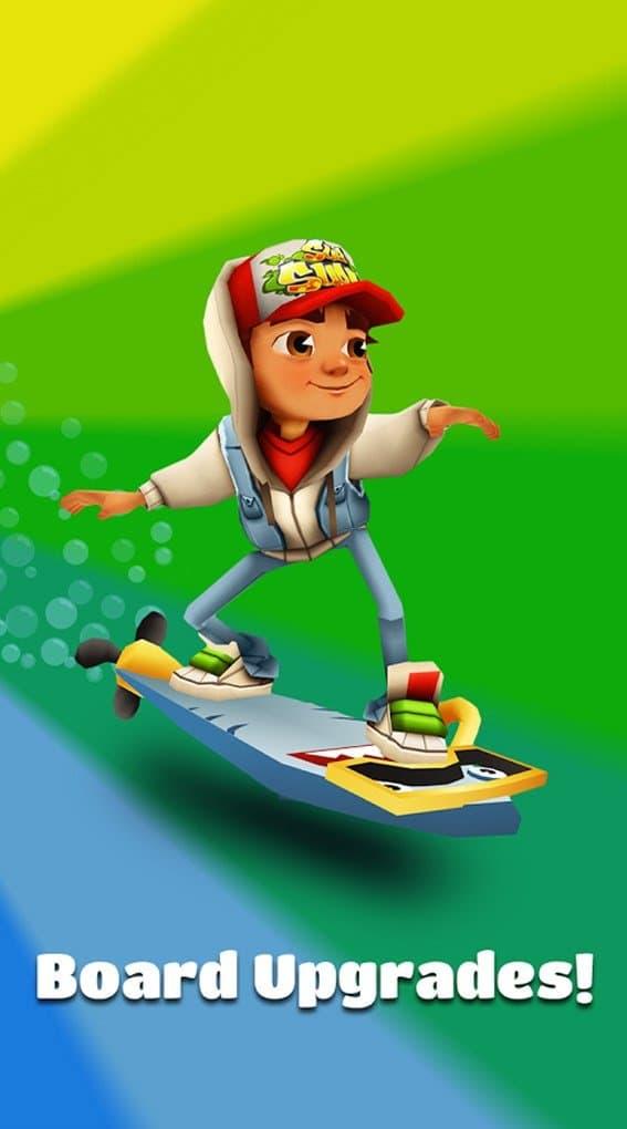 Mua ván trượt siêu tốc để tăng tốc độ trượt của nhân vật một cách tối đa