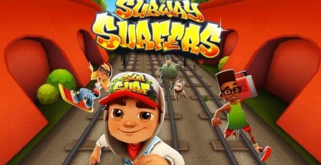 Nội dung của trò chơi subway surfers hack