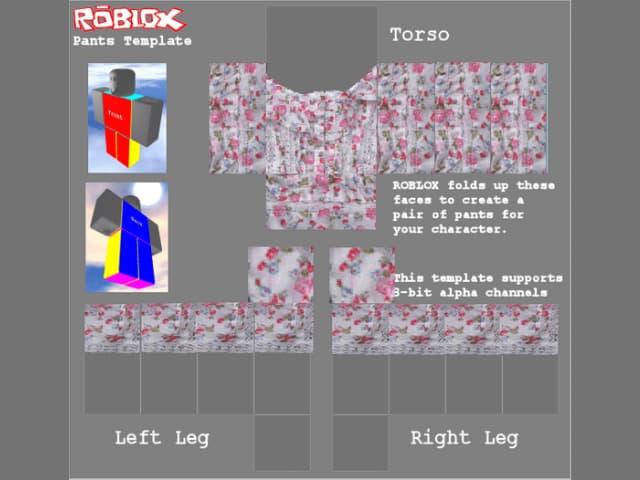 Roblox T - shirt Shading hoa văn che nắng