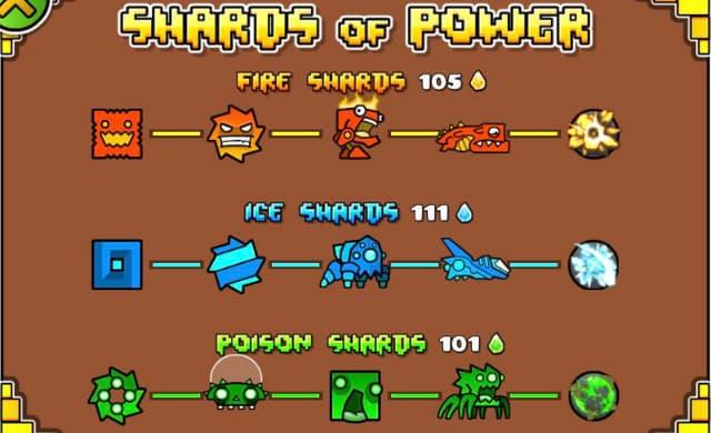 Shards of Power