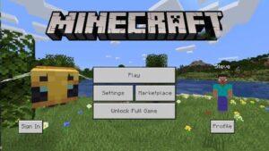 Một số sự khác biệt của Minecraft trial so với Minecraft phiên bản gốc