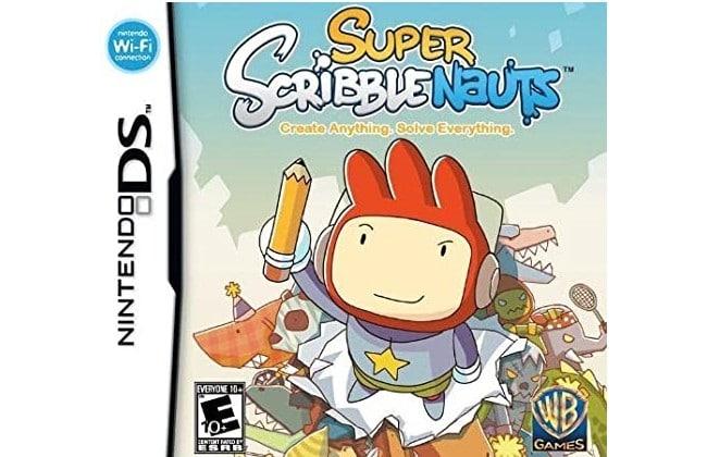 Phiên bản Super Scribblenauts