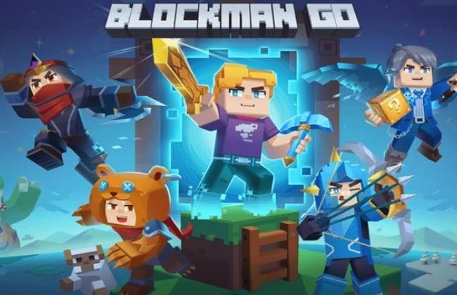 Thiết kế đặc sắc tại trò chơi Blockman Go