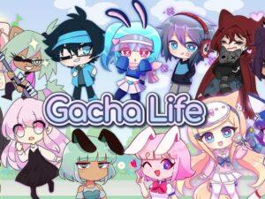 Một số thông tin chi tiết của trò chơi gacha life