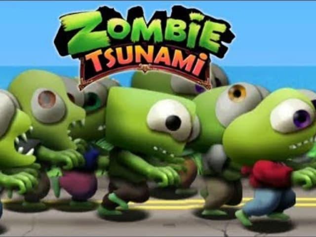 Những thông tin chi tiết của zombies tsunami