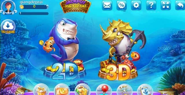 Những tính năng nổi bật của trò chơi bắn cá Go
