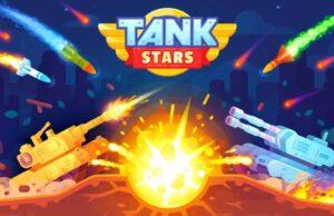 Trò chơi Tank Stars – trò chơi đem đến những cuộc chiến hấp dẫn