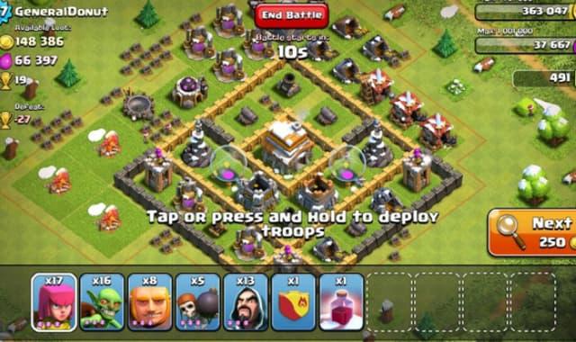 Những ưu điểm nổi bật và tính năng đặc biệt của game clash of clans