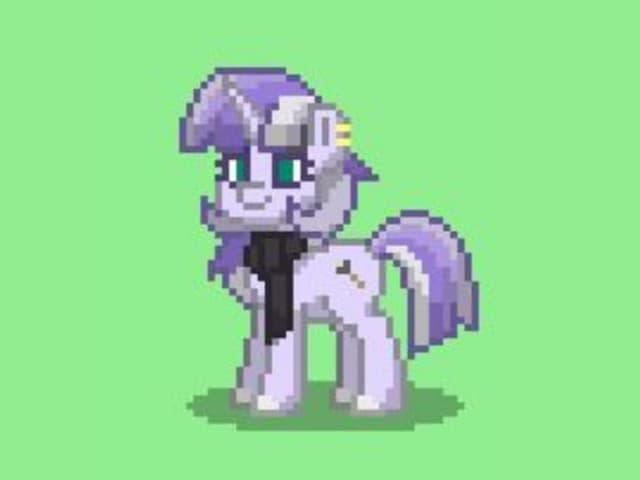 Bonnie the Bunny - Pony town skin