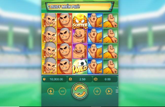 Các nút chức năng cần biết slot game là gì