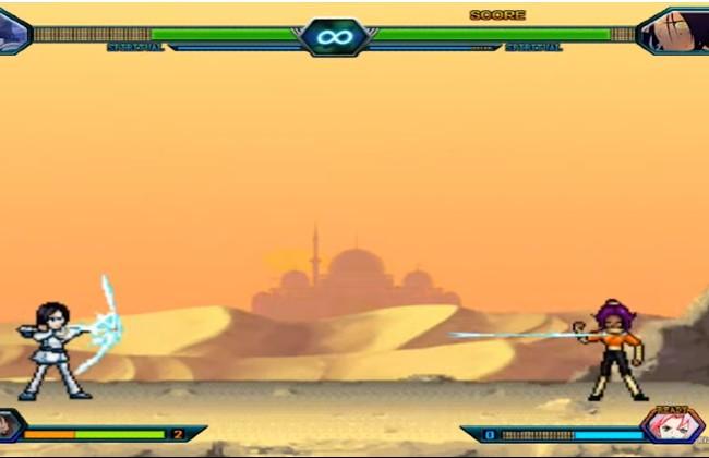 Chơi game Naruto vs Bleach 3.5 online dễ dàng