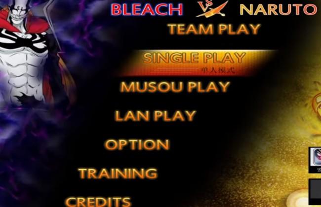 Chế độ chơi đa dạng tại trò chơi Naruto vs Bleach 3.5 phiên bản mới nhất