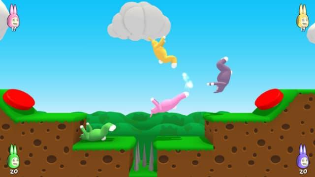 Điểm thú vị của trò chơi super bunny man