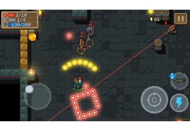 Tổng quan về trò chơi hấp dẫn Soul Knight
