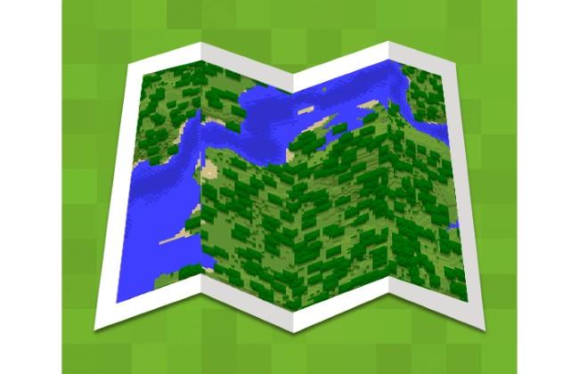 Bản đồ của minecraft pocket edition apk