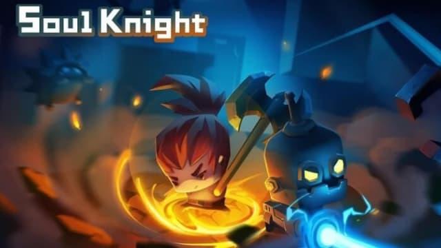 Giới thiệu sơ lược về trò chơi soul knight