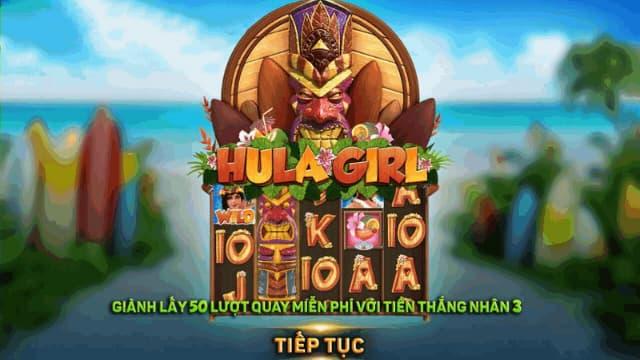 Trò chơi Hula Girl