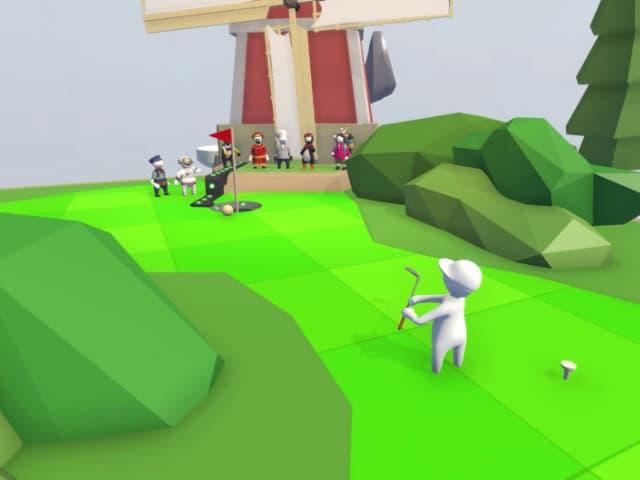 Hướng dẫn cách chơi game human fall flat dành cho người chơi mới