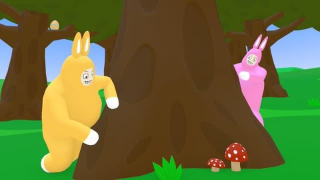 Hướng dẫn cách chơi game super bunny man online