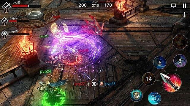 Hướng dẫn cách hack game darkness rises