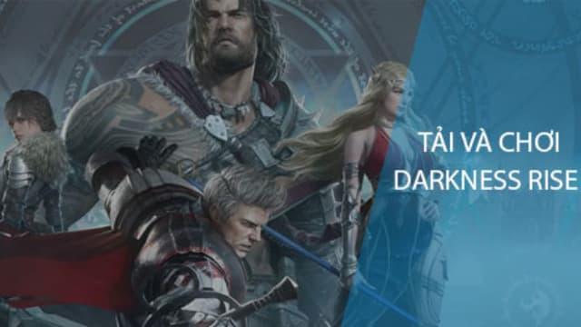 Hướng dẫn link tải game darkness rises mà người chơi cần phải lưu ý