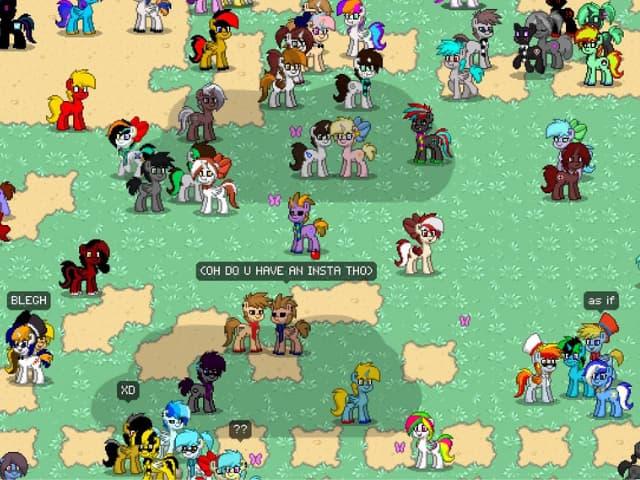 Hướng dẫn link tải game pony town về điện thoại và máy tính