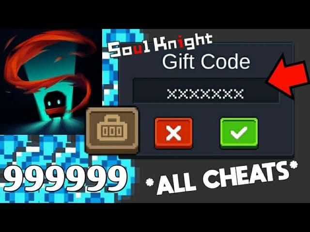 Một số mã code soul knight mà các game thủ cần phải biết đến