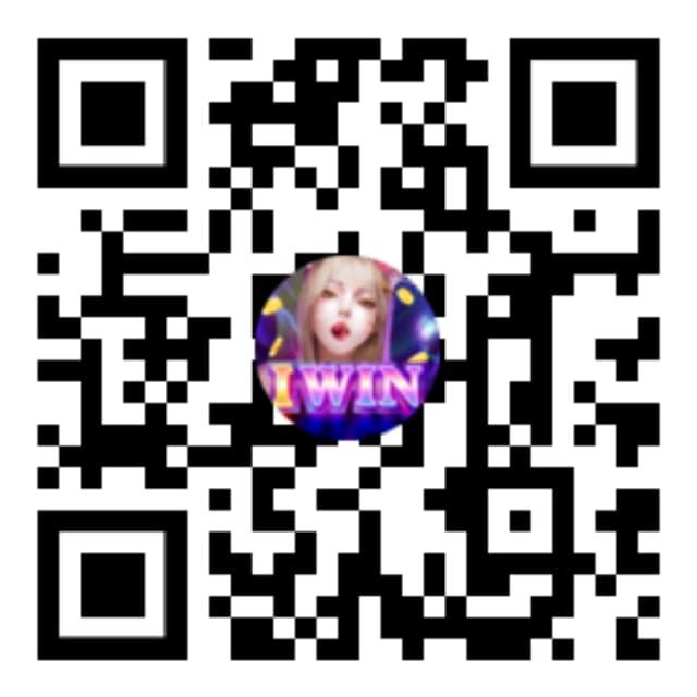 Mã QR giúp game thủ truy cập trang chủ iwin