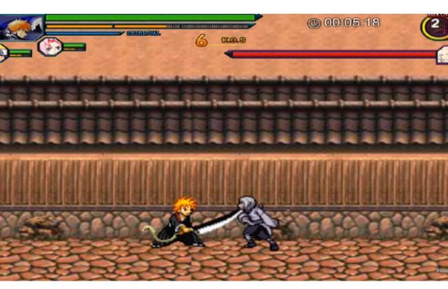 Phiên bản game mới nhất Naruto vs Bleach 3.5